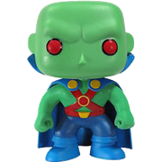 Funko Pop! Heroes Martian Manhunter