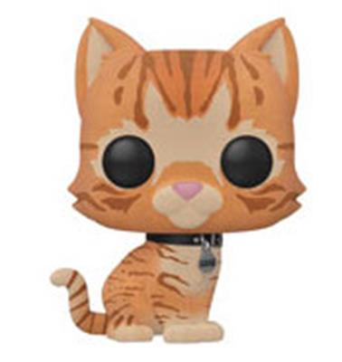 Funko Pop! Marvel Goose the Cat (Flocked)