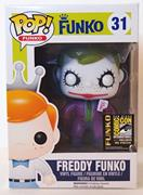 Funko Pop! Freddy Funko The Joker (The Dark Knight)