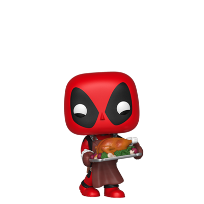 Funko Pop! Marvel Supper Deadpool