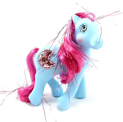 My Little Pony Year 05 Princess Royal Blue (UK - Princess Sapphire)