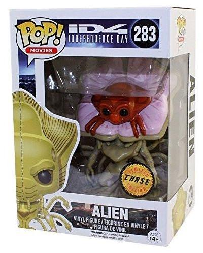 Funko Pop! Movies Alien (Independence Day) - CHASE Stock