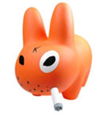 Kid Robot Labbits Orange