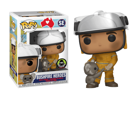 Funko Pop! Other Bushfire Heroes