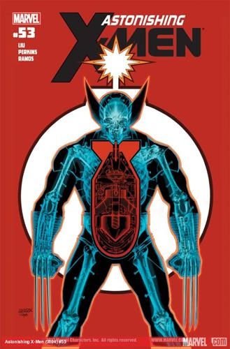Marvel Comics Astonishing X-Men (2004 - 2013) Astonishing X-Men (2004) #53