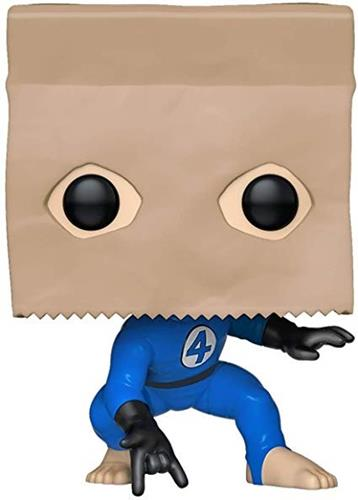 Funko Pop! Marvel Spider-Man (Bombastic Bag-man)