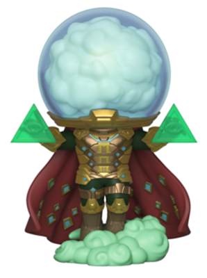 Funko Pop! Marvel Mysterio (Glow)