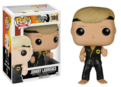 Funko Pop! Movies Johnny Lawrence Stock