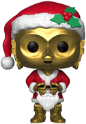 Funko Pop! Star Wars C-3PO (Santa)