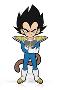 FiGPin Dragon Ball Super Kid Vegeta