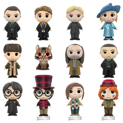Mystery Minis Harry Potter Series 3 Ron Weasley Quidditch WC