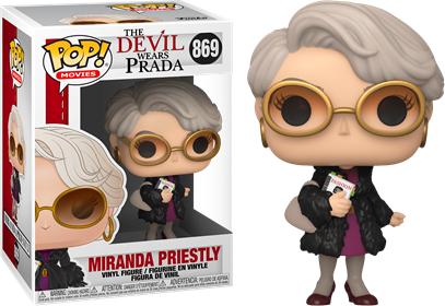 Funko Pop! Movies Miranda Priestly