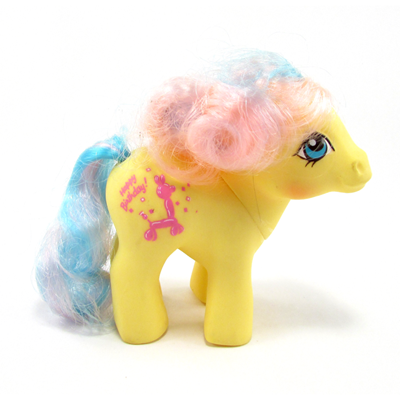 My Little Pony Year 08 Baby Sugarcake