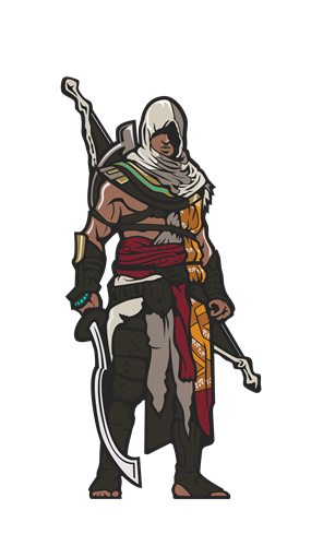 FiGPin Assassin's Creed Bayek