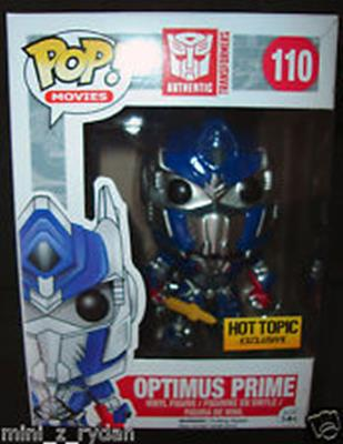 Funko Pop! Movies Optimus Prime w/ Sword Stock
