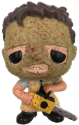 Funko Pop! Movies Leatherface (Bloody) - CHASE