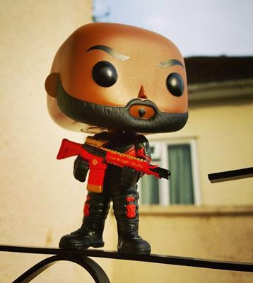 Funko Pop! Heroes Deadshot jammasterpops on instagram.com