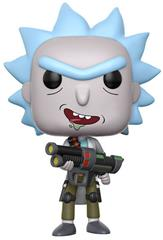 Weaponized Rick (Grin)