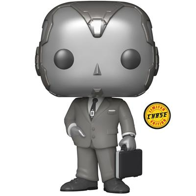 Funko Pop! Marvel 50s Vision (Chase)