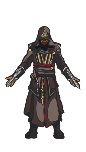 FiGPin Assassin's Creed Aguilar Icon