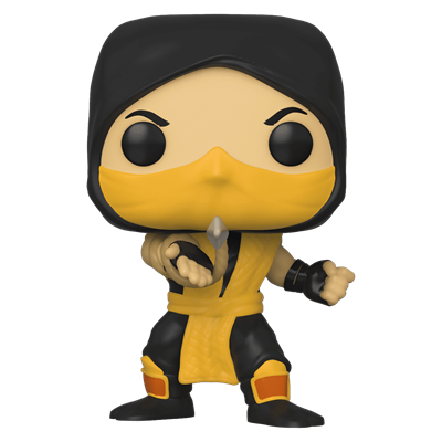 Funko Pop! Games Scorpion