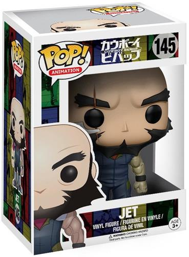 Funko Pop! Animation Jet Stock