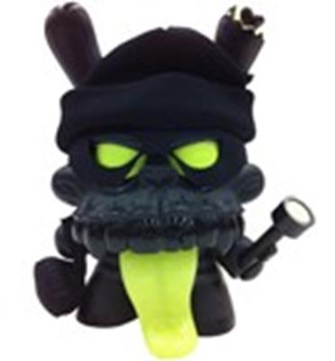"Kid Robot 8"" Dunnys Zombie Robber (SDCC)"