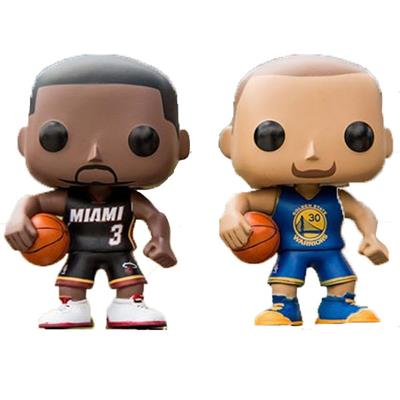 Funko Pop! Sports Dwyane Wade vs Stephen Curry Icon Thumb