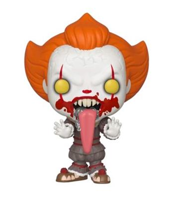 Funko Pop! Movies Blood Splatter Pennywise (Funhouse) Icon
