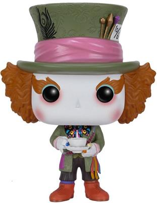 Funko Pop! Disney Mad Hatter (Live Action) Icon Thumb