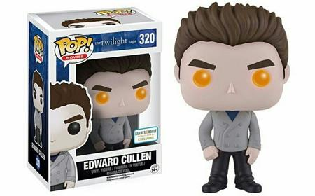 Funko Pop! Movies Edward Cullen (Gold Eyes) Stock Thumb
