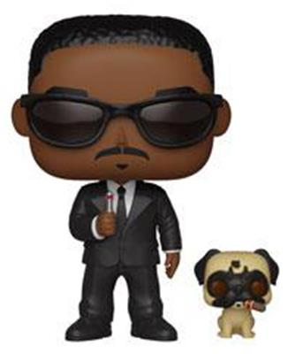 Funko Pop! Movies Agent J and Frank Icon