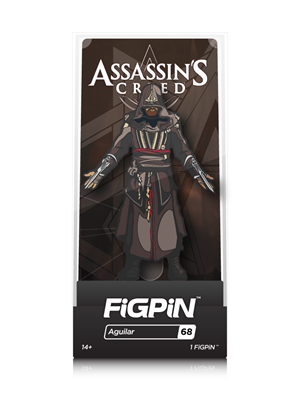 FiGPin Assassin's Creed Aguilar Stock