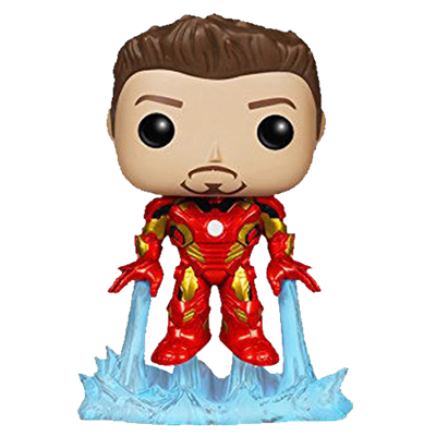 Funko Pop! Marvel Iron Man Mark 43 (Avengers 2) (Unmasked)
