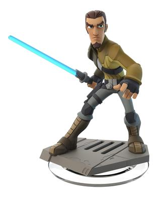 Disney Infinity Figures Star Wars Rebels Kanan Jarrus