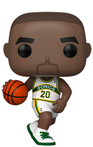 Funko Pop! Sports Gary Payton (Sonics Home Jersey) Icon