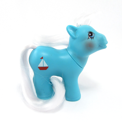 My Little Pony Year 06 Clipper