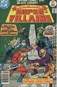 DC Comics Secret Society of Super-Villains (1976 - 1978) Secret Society of Super-Villains (1976) #6