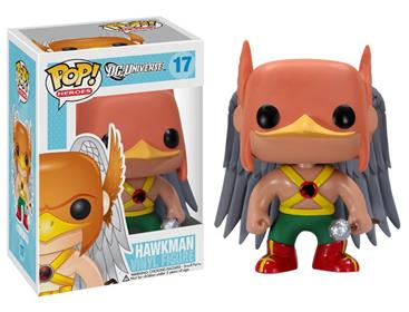 Funko Pop! Heroes Hawkman Stock Thumb
