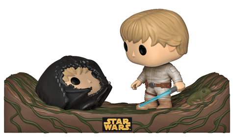 Funko Pop! Star Wars Dagobah Face-Off