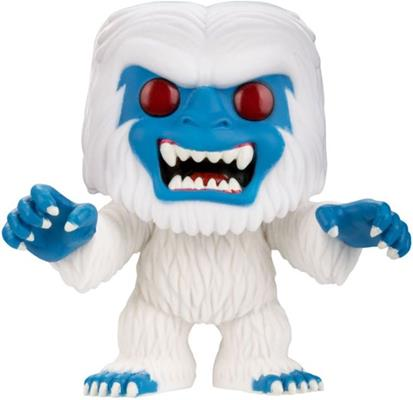 Funko Pop! Disney Abominable Snowman (Flocked) Icon