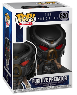 Funko Pop! Movies Predator (Fugitive) Stock
