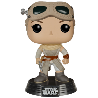 Funko Pop! Star Wars Rey (Goggles)