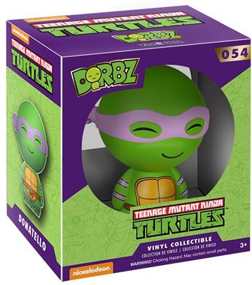 Dorbz Nickelodeon Donatello Stock