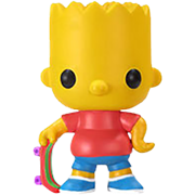 Funko Pop! Television Bart Simpson
