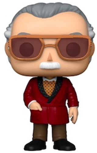 Funko Pop! Marvel Stan Lee Cameo