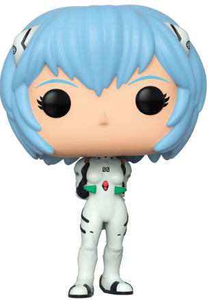 Funko Pop! Animation Rei Ayanami