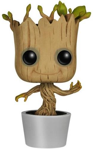 Funko Pop! Marvel Groot (Dancing)
