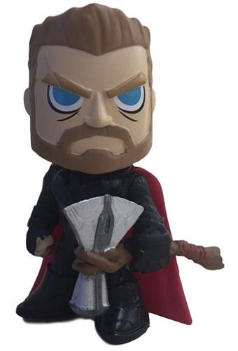 Mystery Minis Avengers: Infinity War Thor Icon