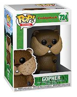 Funko Pop! Movies Gopher Stock Thumb